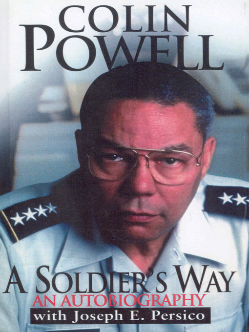 A Soldier's Way: An Autobiography (eBook)
